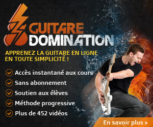 methode guitare domination